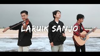 Laruik sanjo - cover by bocah pemula