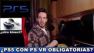 ¿PS5 con PS VR obligatorias? Hardmurdog - Noticias - 2018 - Español