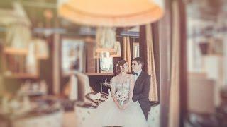 Свадьба зимой, Антон и Алина. Свадебное агентство DAR-wedding