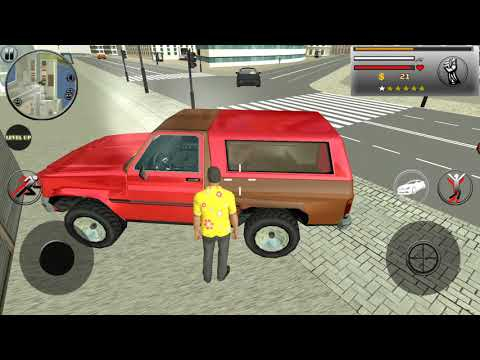 Gangster Town :Vice District ll Android Game ll Game Rock