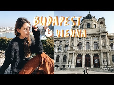 Vienna & Budapest Travel VLOG | Working at the United Nation