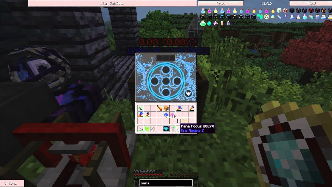 Raxpack Episode 23 Ars Magica Armor Upgrades Youtube
