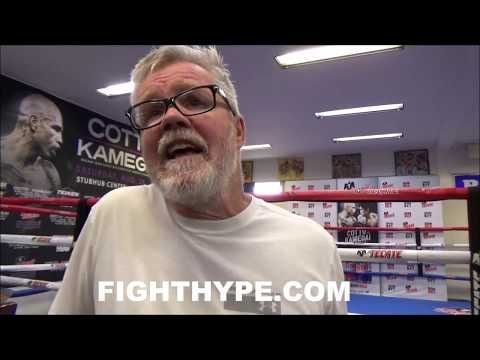 FREDDIE ROACH WARNS MCGREGOR ABOUT MAYWEATHER'S BEST WEAPON AND KEY TO DOMINANCE; NO CHINK IN ARMOR