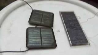 How to Make a USB solar Charger for [mp3 players] and Junk.