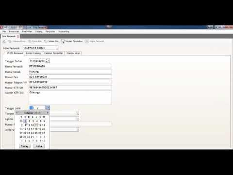 SAT.RTC Data Pemasok