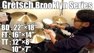 【Ikebe channel】GRETSCH Brooklyn【#DS渋谷試奏動画】