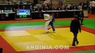 Judo Internacional: ippon de Suki Nage o Te Guruma de contra - Artes marciales