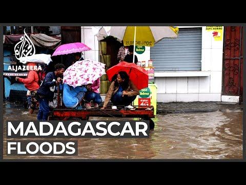 Madagascar floods: Fears