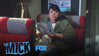 Alba Is Stuck In The Bathroom | Season 2 Ep. 17 | THE MICK