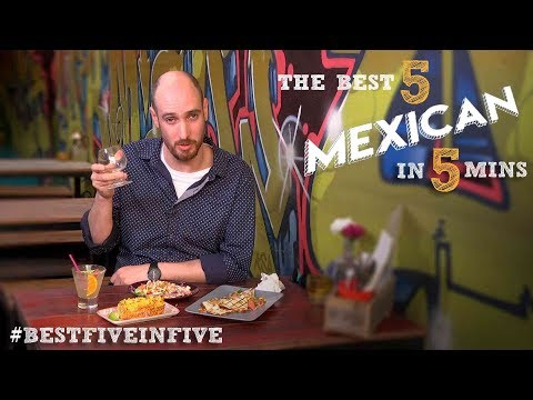 Melbourne's Five Best Mexican In Five Minutes With Lee Naimo