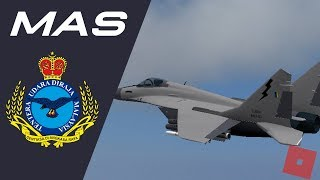ROBLOX | Royal Malaysian Air Force Promotional Video