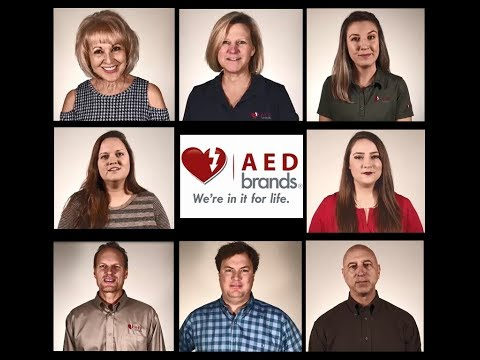 AED Brands | Happy Heart Month - YouTube