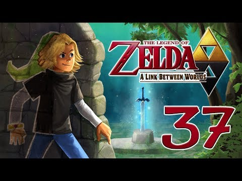 Let's Replay Zelda A Link Between Worlds [German][Helden-Modus][#37] -