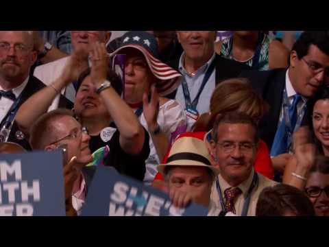 DNC 2016 - Senator Elizabeth Warren