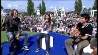 Christina Stürmer - Warum (ZDF Fernsehgarten)