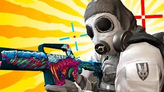 How to be a PRO in COUNTER STRIKE - CS GO CROSSHAIR SETTINGS Tips and Tricks Tutorial