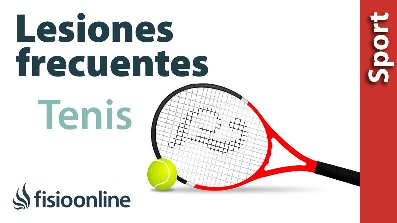 lesiones de muñeca en tenistas
