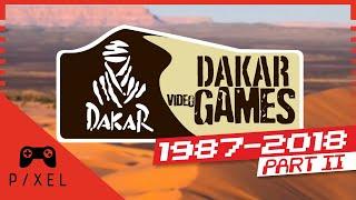 DAKAR GAMES :: Part 2 [1987-2018] | It
