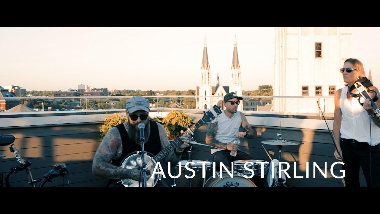 Austin Stirling. Salve. Live at Indy Skyline Sessions.  Summer 2019