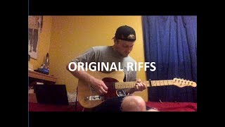 original riffs - daeac#e - new song idea #7 (emo summer song)