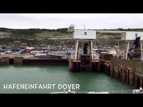 Hafeneinfahrt Dover
