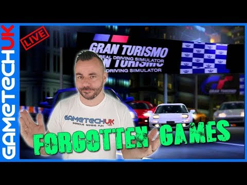 Retro Games - Gran Tourismo 1 - Its nearly time for GT Sport