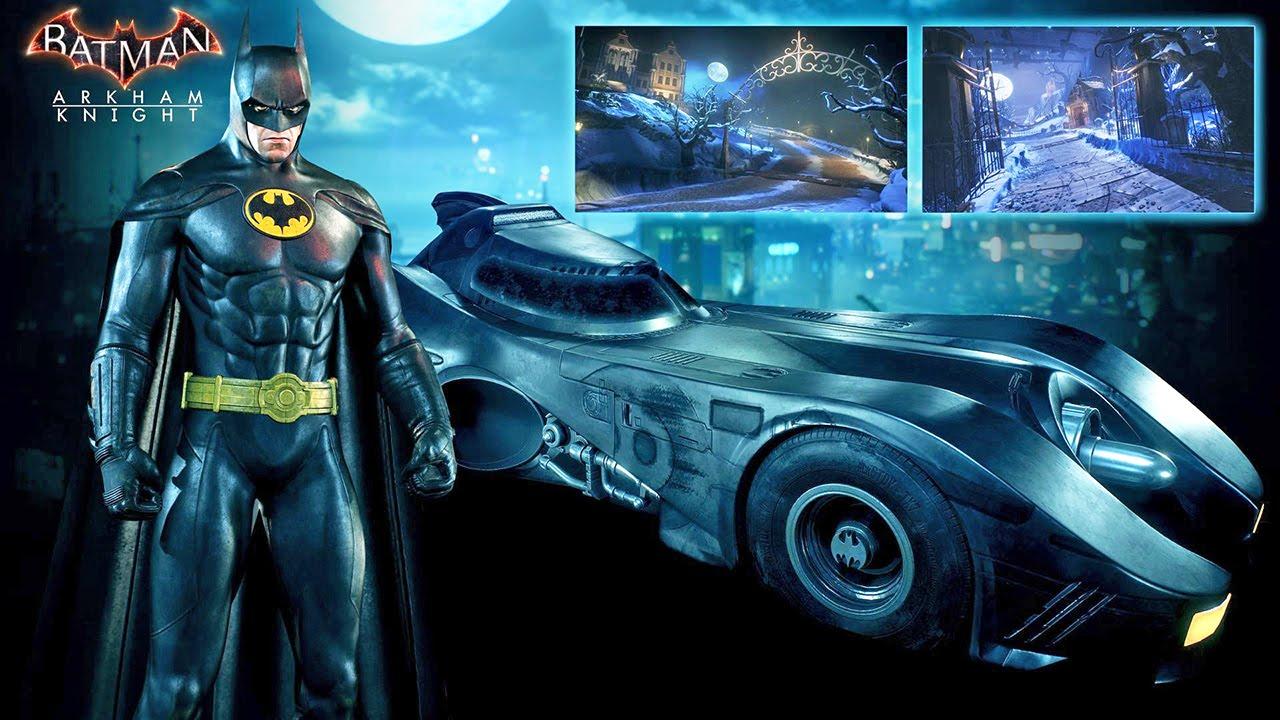 Resultado de imagem para Batman batmovel