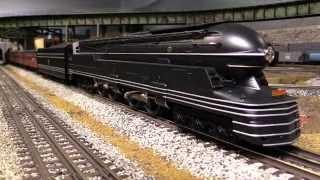 mth pennsylvania 6 4 4 6 s1 passenger set