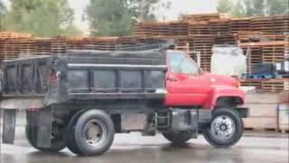 For Sale 2002 GMC C7500 (Capacity(Yards)} 5 Yard S/A Dump 8.1L V8 bidadoo.com