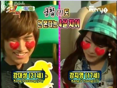 ★BIGBANG★ KARA competes for DAESUNG's HEART 2/5 [ENG]