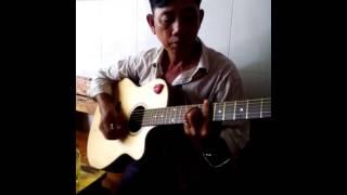 [Nhạc Rừng Guitar]Hùng guitar...Tâm Trường Vũ...Đắp Mộ Cuộc Tình lead dây đẳng cấp