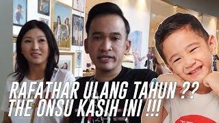Gambar cover The Onsu Family - RAFATHAR ULANG TAHUN ?? THE ONSU KASIH INI !!!!