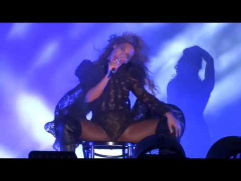 Beyonce & Jay - Z - On The Run Tour - Drunk In Love - Gillette Stadium 2014 HD