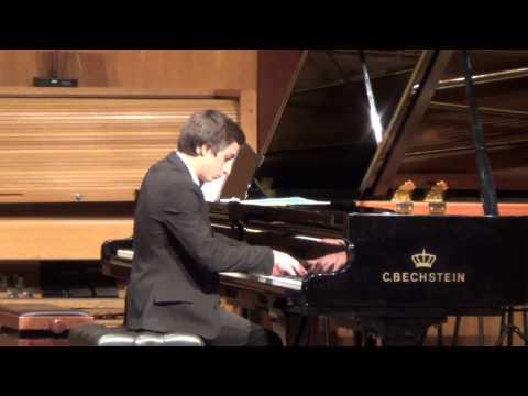 Хачатурян Арам Ильич - Токката для фортепиано