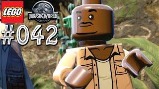 LEGO JURASSIC WORLD #042 Barry ★ Let