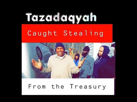 Tazadaqyah caught 💰STEALING💰 from the treasury !! [Mirror]