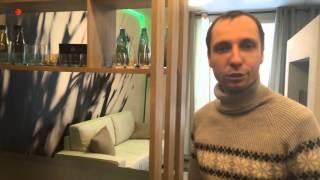 """Квартира-студия 25 кв.м. в Жилом комплексе """"6 звезд"""" г.Новосибирск. Обзор"""