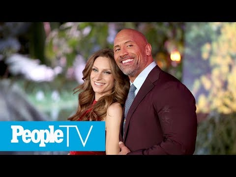 Dwayne &39;The Rock&39; Johnson Marries Longtime Girlfriend Lauren Hashian In Hawaii: &39;We Do&39;  PeopleTV