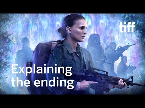 Alex Garland discusses ANNIHILATION's psychedelic ending | TIFF 2018 Mp3