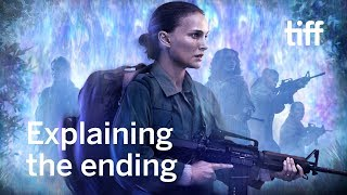 Alex Garland Discusses ANNIHILATION's Psychedelic Ending | TIFF 2018