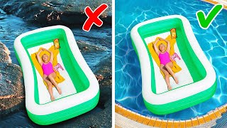 🍹 Pool Party  Deas And Summer Hacks For Vacation