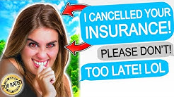 r/EntitledParents KAREN CANCELS MY HEALTH INSURANCE! | r/EntitledParents