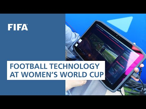 Football Technology at the FIFA Women's World Cup 2019