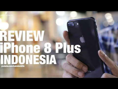 Review iPhone 8 Plus VS iPhone 7 Plus - Indonesia