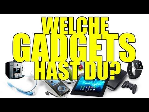 Welche Gadgets Nutzt Du? PC/Laptop/PS3/Smartphone/Tablet/Mp3-Player....