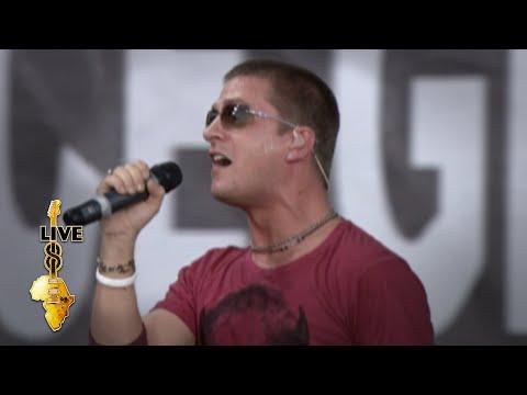 Rob Thomas - Lonely No More (Live 8 2005)