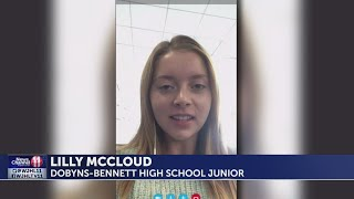 Dobyns-Bennett HS band student chosen to march in Macy's Thanksgiving parade