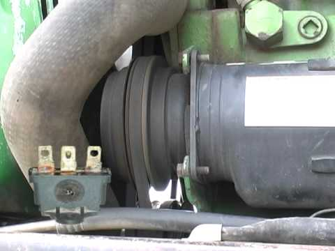 air conditioning - part 3 - diagnostic procedures