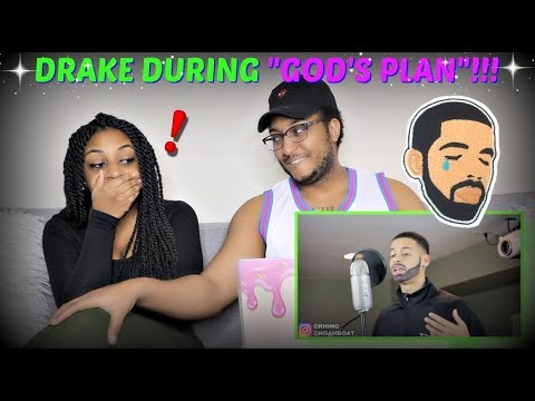 "Loveliveserve ""How Drake Recorded ""God's Plan"" REACTION!!!"