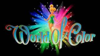 World Of Color Soundtrack Suite Part 1 -Opening and Little Mermaid- (Disney